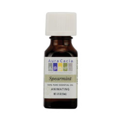 Aura-Cacia-Essential-Oil-Spearmint-051381911379