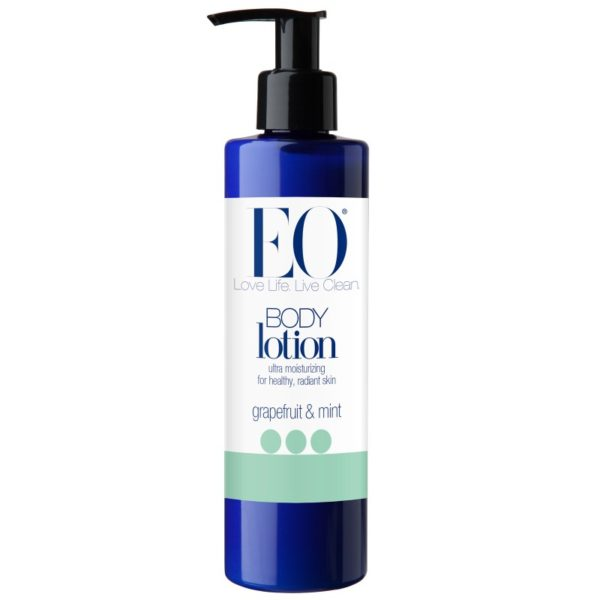 Body Lotion Grapefruit and mint 8 Oz