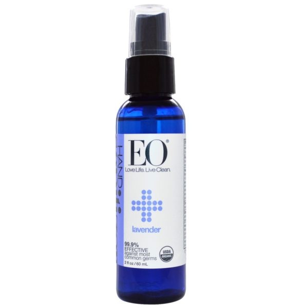 Eo Products Sanitizing Products Lavender Spray 2 oz