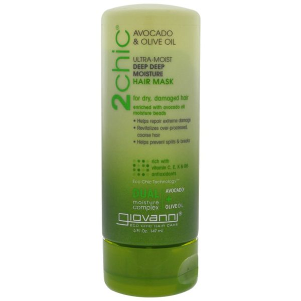 Hair Mask 2Chic Avocado And Olive Oil 5 Oz