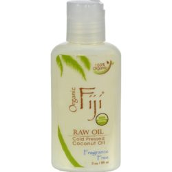 Organic Fijo Raw Oil Fragance Free 3 Oz