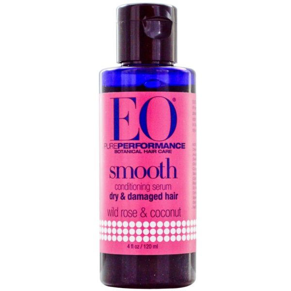 Smooth wild rose coconut 4 Oz