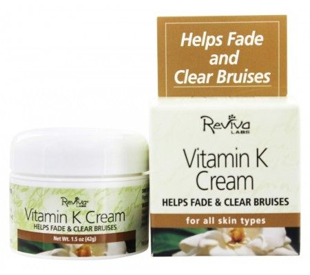 Reviva Vitamin K Cream 1.5 Oz