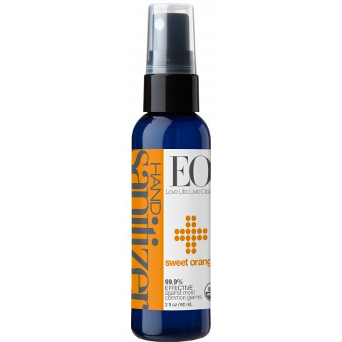 Eo Products Sanitizing Products Sweet Orange Spray 2 oz