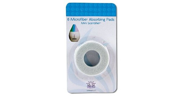 Lotus Light 6 Microfiber Absorbing Pads