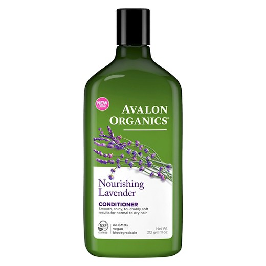 Ava Conditioner Organic Nourishing Lavender 11 Oz