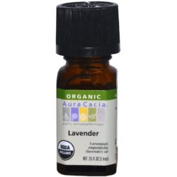Essential Oil Organic Lavender .25 Oz